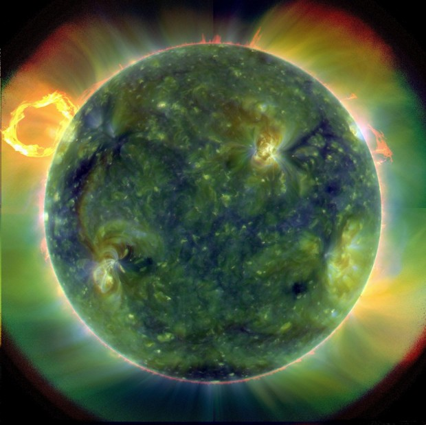Results from NASA's Solar Dynamics Observatory